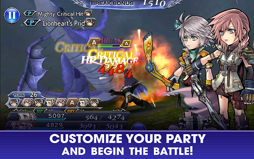 DISSIDIA FINAL FANTASY OPERA OMNIA 1.6.0 Cheat screenshots 3