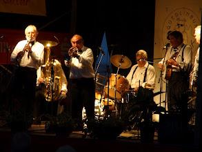 Photo: Blue Wonder Jazzband aus Dresden