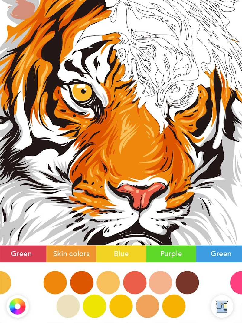 InColor - Coloring Book for Adults Screenshot 16