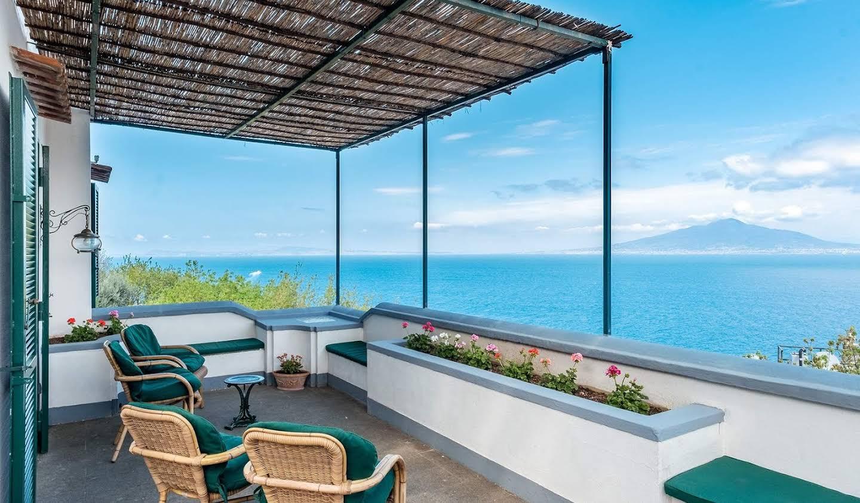 Villa avec jardin et terrasse Italie