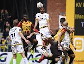 """Thelin était au coup d'envoi de KV Malines - Waasland-Beveren: """"Lorsque j'ai appris l'affaire, je me suis tout de suite mis à réfléchir sur ce match"""""""
