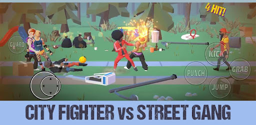 City Fighter vs Street Gang Mod Apk 2.1.2 (Unlimited money)
