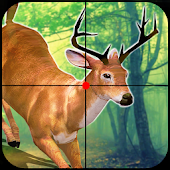 Jungle Sniper: Deer Hunting