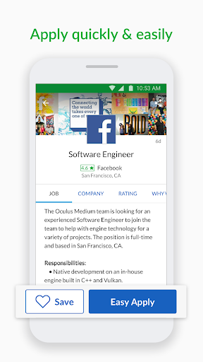Glassdoor Job Search, Salaries & Reviews  screenshots 3