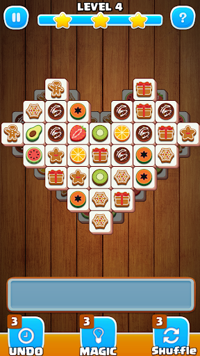 Tile Match Sweet - Classic Triple Matching Puzzle 1.10.15 screenshots 1