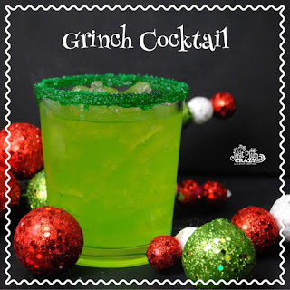 Grinch Cocktail Recipe