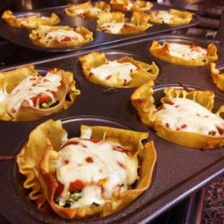 Lasagna Love-Muffins