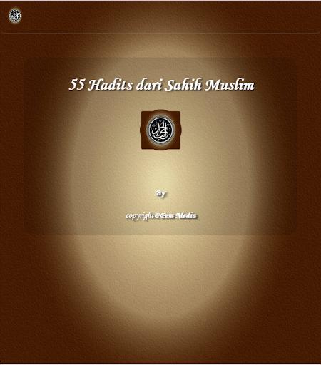 55 Hadits dari Sahih Muslim