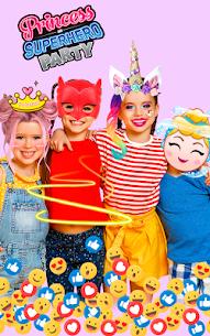 Girl Hero Costume 2 1