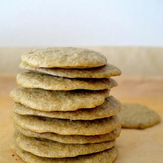 15 Minute Banana Oatmeal Pancakes