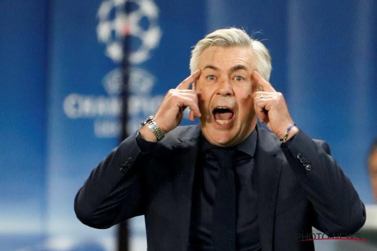 Officiel : Carlo Ancelotti viré malgré la large victoire contre Genk !
