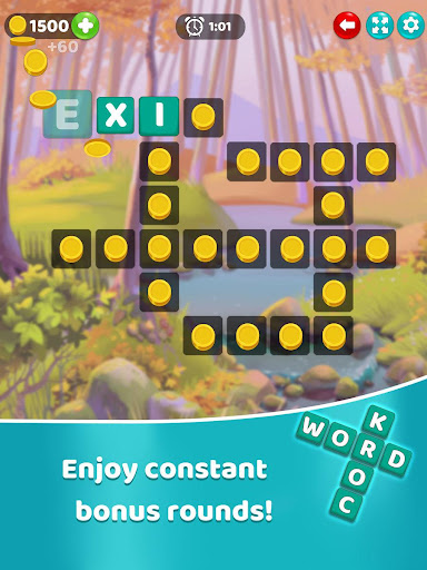 Crocword: Crossword Puzzle Game android2mod screenshots 7