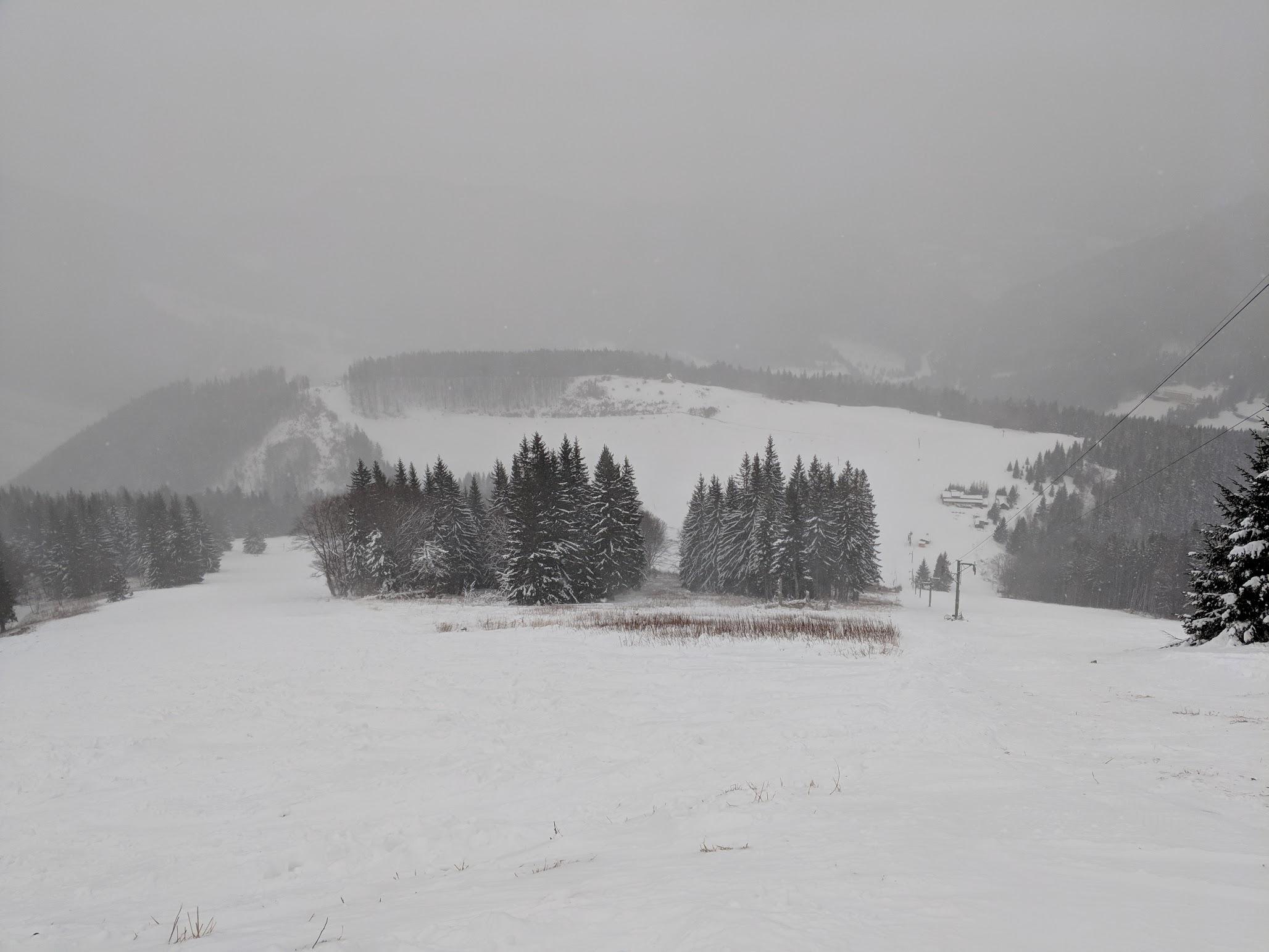 Vratna Poludnovy grun skitour (Slovakia) - Dec 18