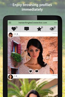IranianSinglesConnection - Iranian Dating App- screenshot thumbnail