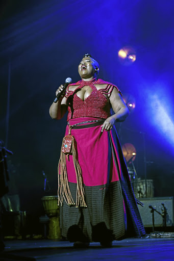 Thandiswa Mazwai takes her fans on an African spiritual journey.