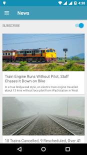 Train Details - náhled