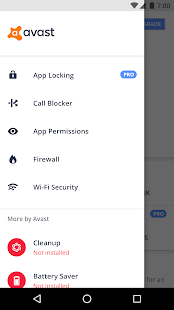 Avast Security & Booster – Miniaturansicht des Screenshots