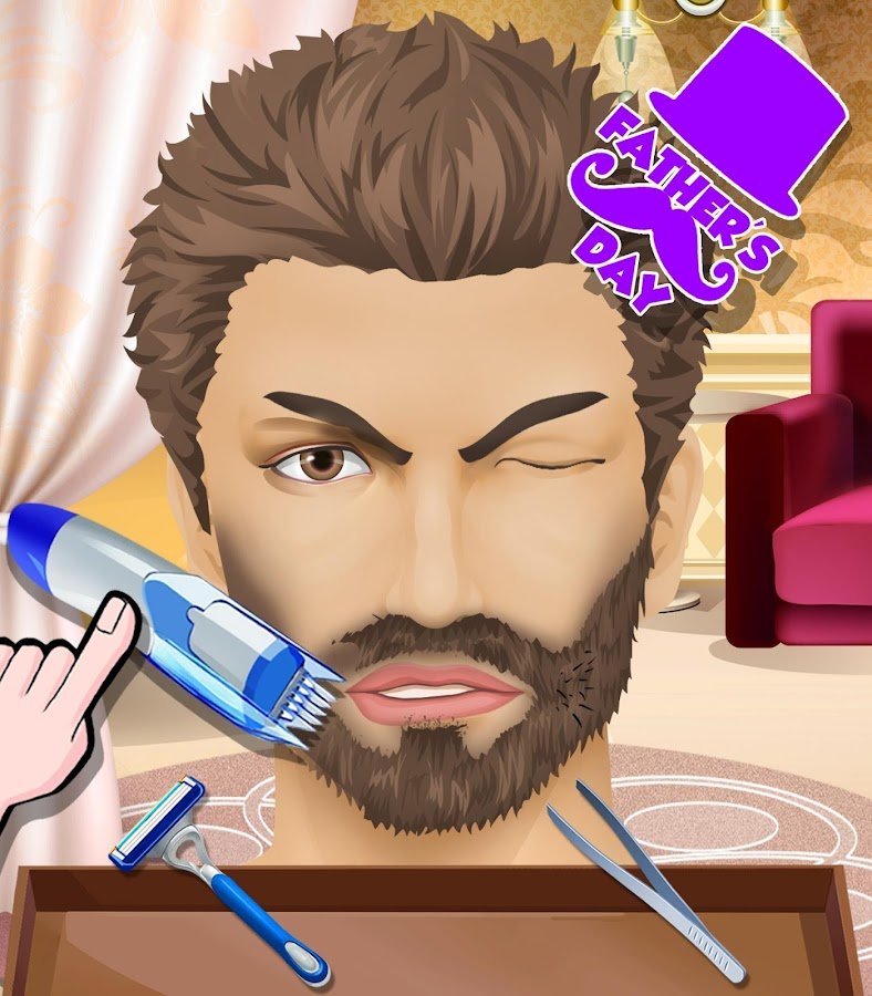 Beard Salon - Beauty Makeover- screenshot