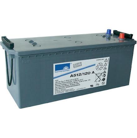Gelbatteri 12V 120Ah Sonnenschein A512/120A