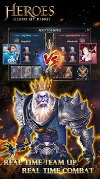 Heroes War: Summoners and Monsters and Gods