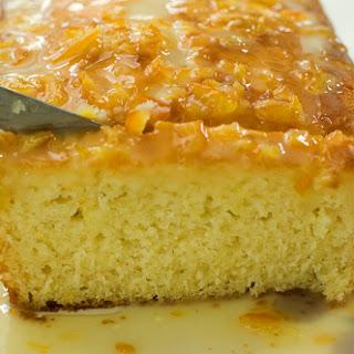 Yogurt-Marmalade Cake