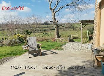 maison à Saint-Ovin (50)