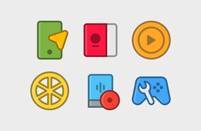 ANDROMEDA – Icon Pack v2.6