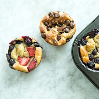 Magical Blender Muffins