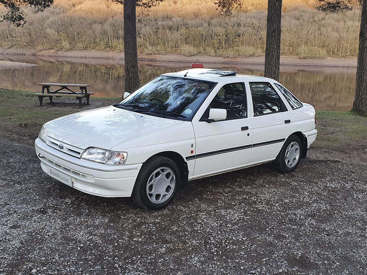 Ford Escort Hire Seaham