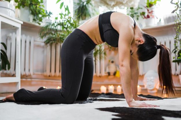 5 Yoga Stretching Asana
