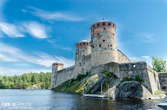 Photo: Castillo de Savonlinna