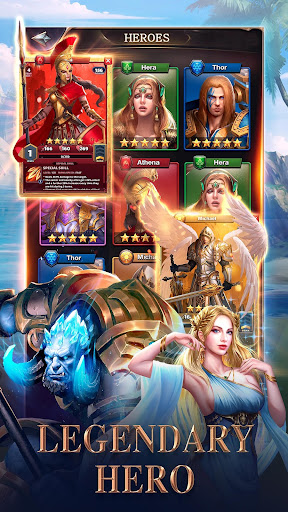 MythWars & Puzzles: RPG Match 3 screenshots 16