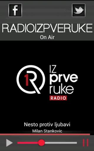 Radio Iz Prve Ruke