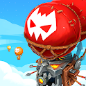 Wild Sky TD - 3D Survival Tower Defense Game icon