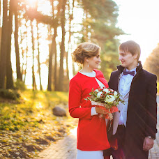 Wedding photographer Alina Maevskaya (AlinaM7). Photo of 12.11.2015