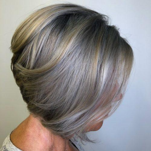 wedge hairstyles Beautiful for Over 50