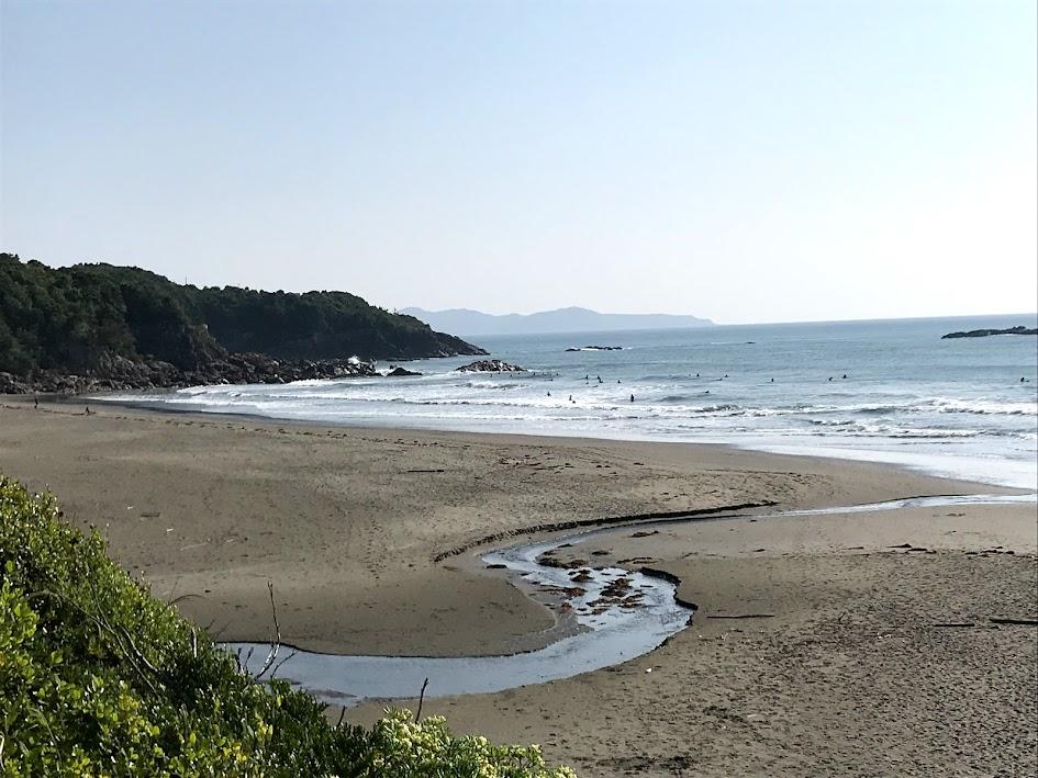 高知県四万十市 平野サーフビーチ