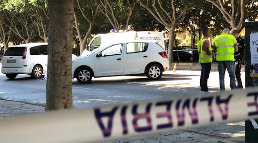 Atropello mortal en la avenida del Mediterráneo