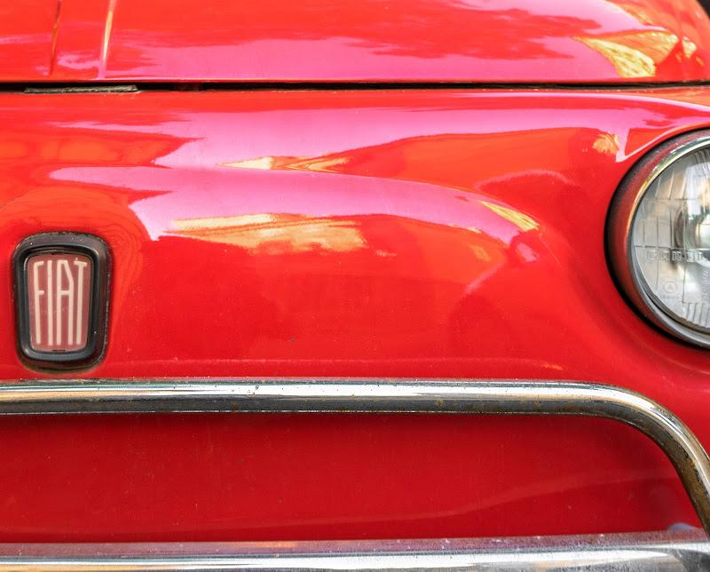 La mitica Fiat 500 di Caterina Ottomano