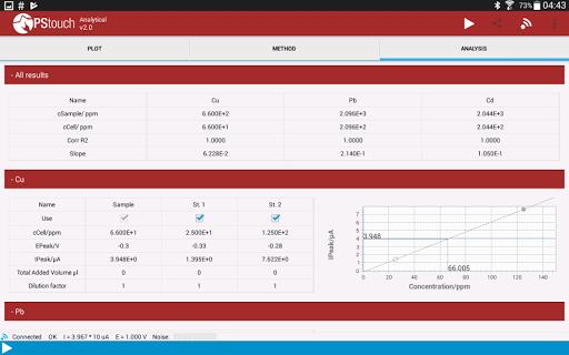 PStouch Release 2.7 screenshots 14