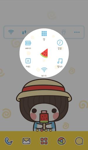 ベベ(夏ああスクリム)ドドルランチャのテーマ|玩個人化App免費|玩APPs