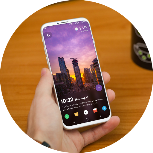 SleekHome for KLWP APK Cracked Download