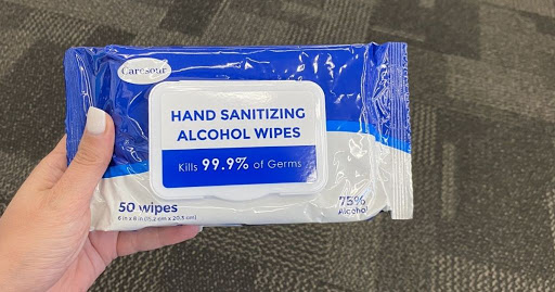 Hand Sanitizing Wipes 50-Count Pack Only 79¢ on Staples.com (Regularly $3)
