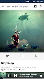 8tracks playlist radio Screenshot 2