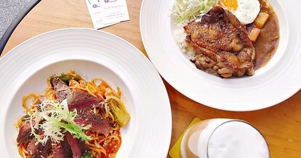 T-Park Café & eatery,美式餐廳、咖啡,老屋重生
