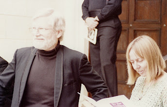 Photo: Nov. 1994: Rollins College; Mannerist Mania concert performed for the statewide American Choral Directors Association. Jeffery & Helga Kite-Powell