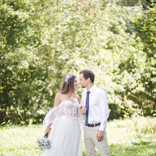Wedding photographer Yuliya Burdakova (vudymwica). Photo of 21.08.2018