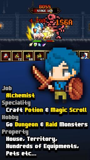 Dungeon & Alchemist screenshot 1