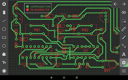 PCB Droid- screenshot thumbnail