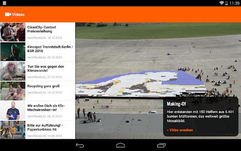 Abfall-App | BSR Screenshot 22